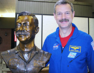 Scott Altman Bronze Bust 081