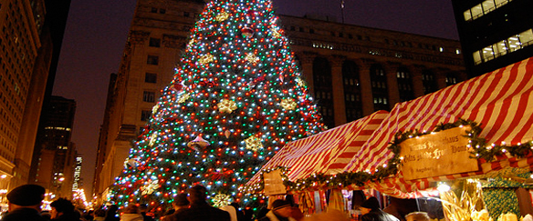 Buy local products at Illinois' holiday markets