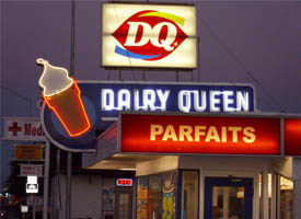 Did You Know? The first Dairy Queen was located in Illinois